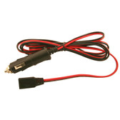 Vexilar Power Cord Adapter f\/FL-8  FL-18 Flasher - 12 VDC - 6