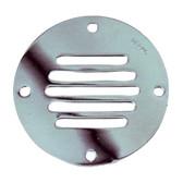 "Perko Chrome Plated Brass Round Locker Ventilator - 2-1\/2"""
