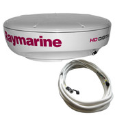 Raymarine RD418HD Hi-Def Digital Radar Dome w\/10M Cable