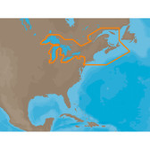 C-MAP MAX NA-M026 - Great Lakes & The Maritimes - C-Card