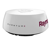 Raymarine Quantum 2 Q24D Radar Doppler w\/15M Power  Data Cables