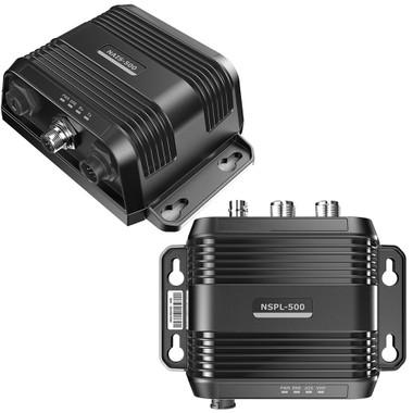 Navico NAIS-500 AIS with NSPL-500 Splitter and GPS Sensor