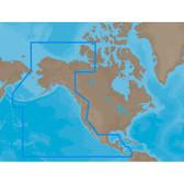 C-MAP MAX NA-MO35 - Pacific Coast & Central America  - C-Card