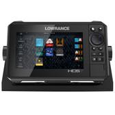 Lowrance HDS-7 LIVE No Transducer w\/C-MAP Pro Chart