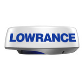 Lowrance HALO24 Radar Dome w\/Doppler Technology