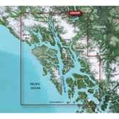 Garmin BlueChart g2 Vision - VUS026R - Wrangell/Juneau/Sitka - microSD/SD