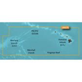 Garmin BlueChart g2 Vision - VUS027R - Hawaiian Islands - Mariana Islands - microSD/SD
