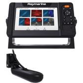 Raymarine Element 7 HV Combo w\/HV-100 Transducer  Nav+ US  Canada Chart