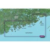Garmin BlueChart g2 Vision - VUS001R - North Maine - microSD/SD