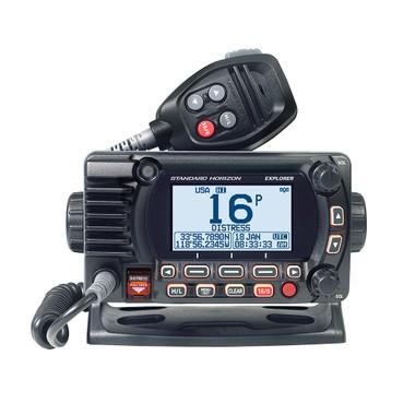 Standard Horizon GX1800G Fixed Mount VHF w\/GPS - Black