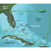 Garmin BlueChart g2 Vision - VUS513L - Jacksonville - Bahamas - microSD/SD