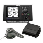 Simrad AP70 MK2 Autopilot Basic Pack- Includes AP70 MK2 Control Head, AC70 Course Computer  RF300 Feedback