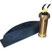 "Furuno 235DHT-LMSE Bronze Thru-Hull, Digital Depth & High-Precision Temp Sensor, 7"" Stem & High Speed Block (7-Pin)"