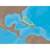 C-MAP NT+ NA-C306 - The Bahamas - Furuno FP-Card