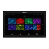 Raymarine Axiom XL 22 Glass Bridge Multifunction Display Kit with RCR-SD, Alarm  Cable