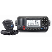 Icom M424G Fixed Mount VHF w\/Built-In GPS - Black