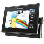 Simrad GO9 XSE Chartplotter\/Fishfinder w\/C-MA{ Discover Chart - No Transducer