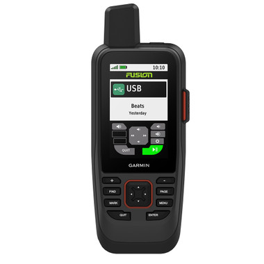 Garmin GPSMAP 86sci Handheld w\/inReach  BlueChart g3 Coastal Charts