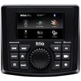 Boss Audio Marine Gauge Receiver - AM\/FM\/BT\/USB\/Rear Camera