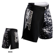 UFC® Camo Shorts - Black/Grey