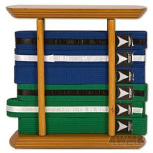 AWMA® Rectangular Stacker Belt Display - 6 Level