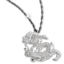Century® Dragon Nickel Plated Necklace