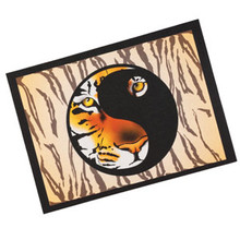 Century® Tiger Yin/Yang Floor Mat