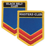 Century® Club Shoulder Patch