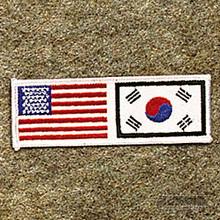 AWMA® USA/Korea Patch