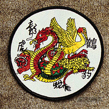 AWMA® Five Animals Patch