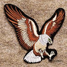 AWMA® Eagle Patch