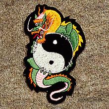 AWMA® Dragon/Yin & Yang Patch