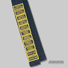AWMA® Iron-On Achievement Patches