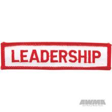 AWMA® Achievement Patch - Leadership