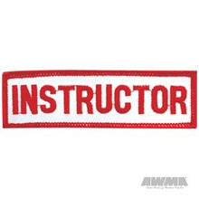 AWMA® Achievement Patch - Instructor