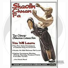 AWMA® DVD: Shaolin Chuan Fa: The Chinese Okinawan Connection