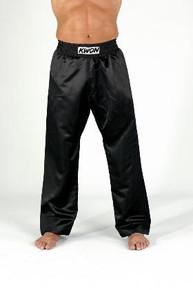 KWON® Economy Satin Pants, black