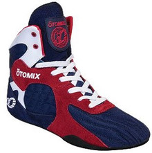Otomix® Stingray Escape™ MMA Shoes - Red/White/Blue