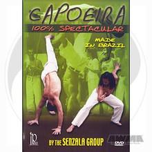 AWMA® DVD: Capoeira - 100% Spectacular