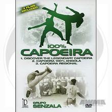 AWMA® DVD: 100% Capoeira