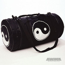 AWMA® Yin & Yang Sport Bag (Black)