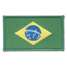 Century® Brazilian Flag Patch