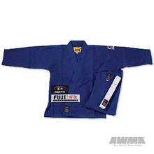 AWMA® Fuji Kassen® BJJ Kids Uniform Gi - Blue