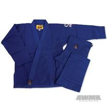 AWMA® Fuji Kassen® BJJ Mid-Weight Uniform Gi - Blue
