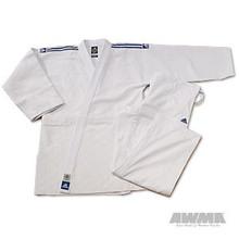 AWMA® adidas® Judo Champion Uniform - White