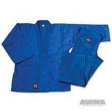 AWMA® ProForce® Single Weave Judo Heavyweight Uniform - Blue