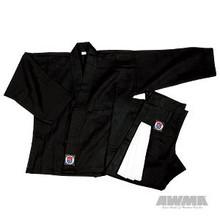 AWMA® ProForce® 6oz. Karate Uniform - Black