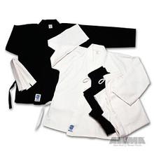AWMA® ProForce® 5oz. Ultra Lightweight Student Uniform - Black