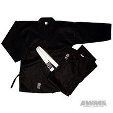 AWMA® ProForce® 8oz. Karate Uniform - Black