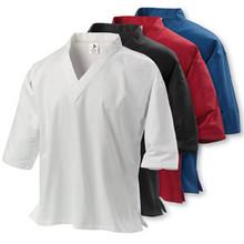 Century® 8 oz. Brushed Cotton V-Neck Top